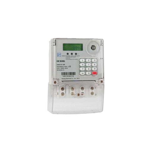 Hxe 115 Kp Prepaid Electricity Meter Eprepaid