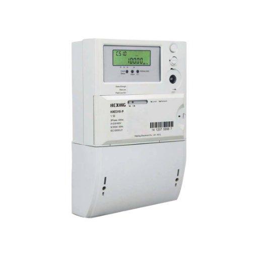 HXE312-P Prepaid Electricity Meter